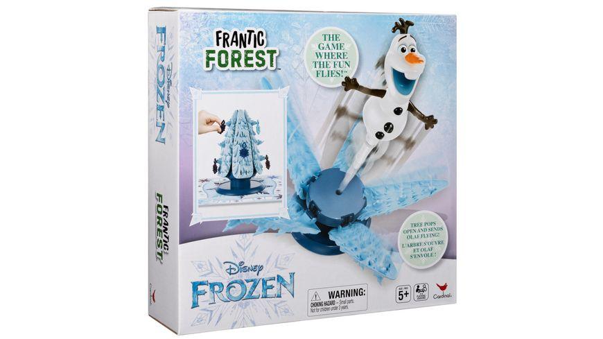Spin Master Games - Frozen Die Eiskönigon - Olaf's Frantic Forest