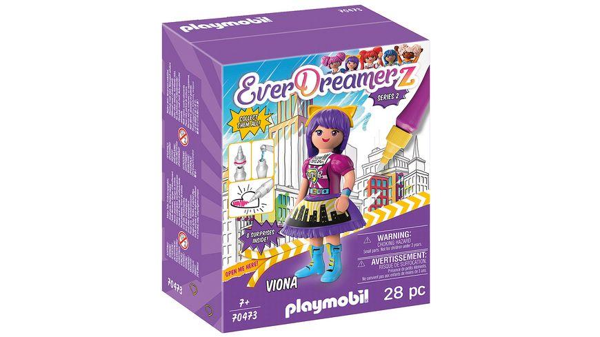 PLAYMOBIL 70473 - EverDreamerz - Viona - Comic World