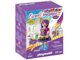 PLAYMOBIL 70473 EverDreamerz Viona Comic World