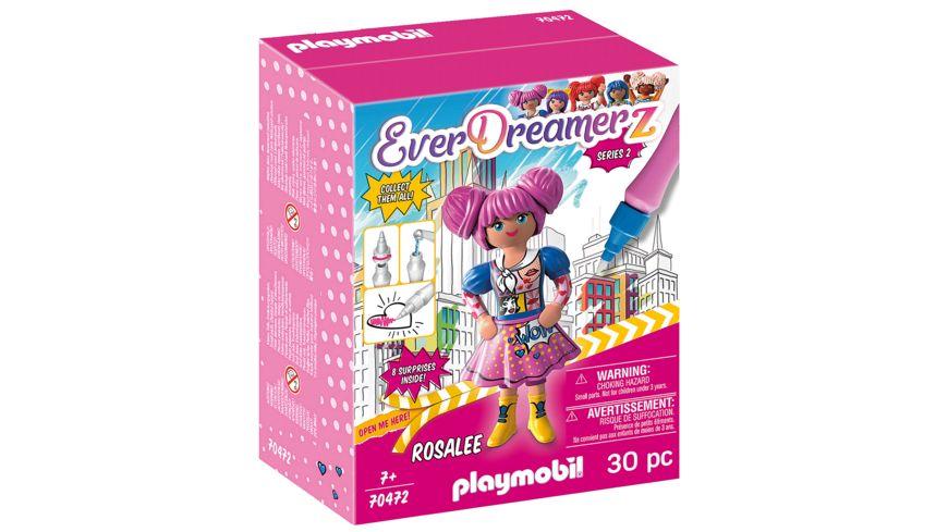 PLAYMOBIL 70472 - EverDreamerz - Rosalee - Comic World