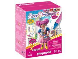 PLAYMOBIL 70472 EverDreamerz Rosalee Comic World