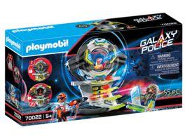 PLAYMOBIL 70022 Galaxy Police Tresor mit Geheimcode