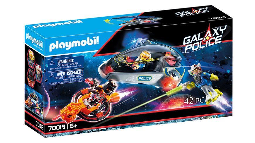 PLAYMOBIL 70019 - Galaxy Police - Galaxy Police-Glider