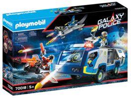 PLAYMOBIL 70018 Galaxy Police Galaxy Police Truck