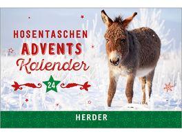 Hosentaschen Adventskalender