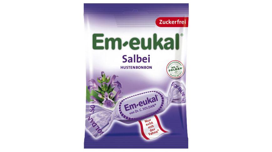 Em-eukal Salbei 75 g zuckerfrei