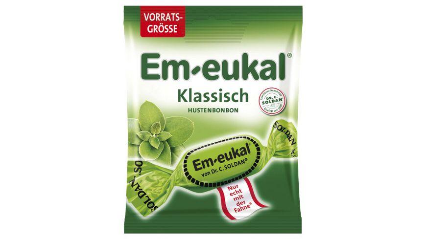 Em-eukal Klassisch 150 g zuckerhalt