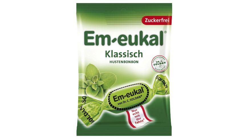 Em-eukal Klassisch 75 g zuckerfrei