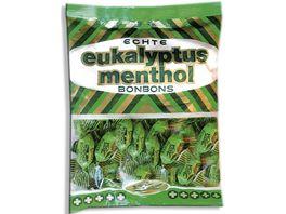 Edel Eukalyptus Menthol Bonbons