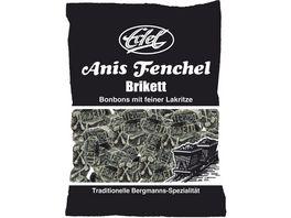 Edel Anis Fenchel Brikett Bonbons