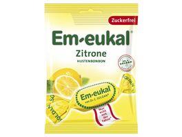 Em eukal Zitrone