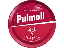 Pulmoll Classic mit wohltuendem Honig