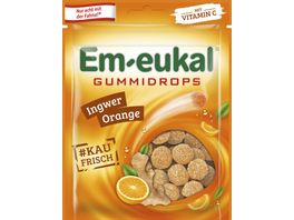 Em eukal Gummidrops Ingwer Orange