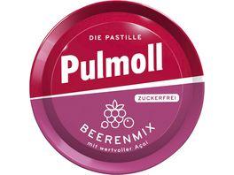 PULMOLL MIXED BERRY OZ 10X50G