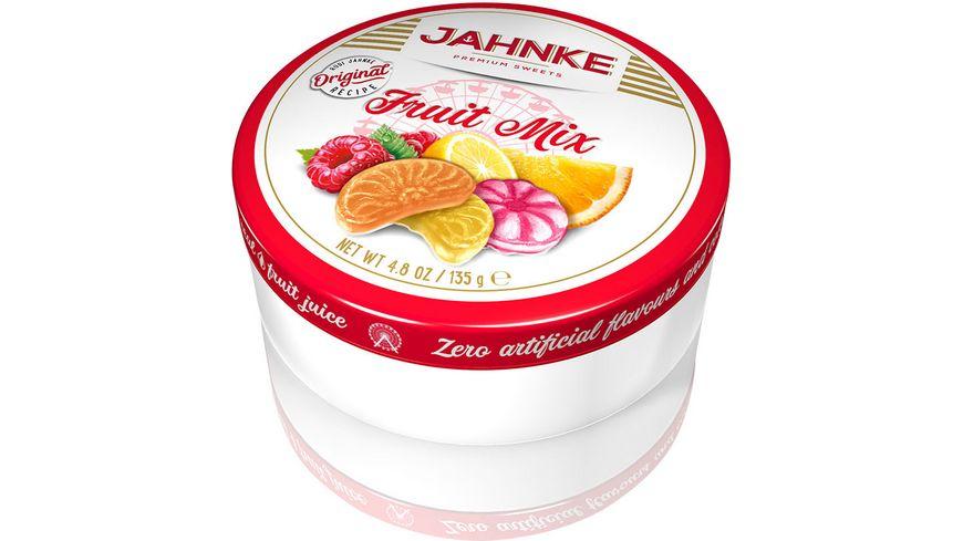 Jahnke Fruit Mix Bonbons Metalldose
