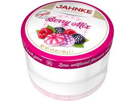 Jahnke Berry Mix Bonbons Metalldose