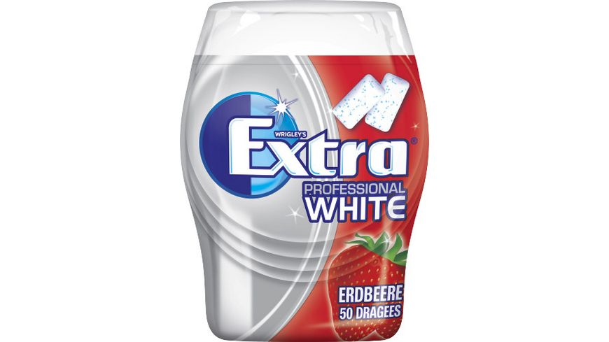 EXTRA® PROFESSIONAL White Erbeere 50 Dragees