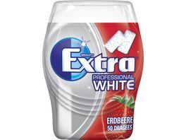 WRIGLEY S EXTRA PROFESSIONAL WHITE Erdbeere