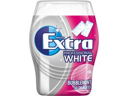 EXTRA PROFESSIONAL White Bubblemint 50 Dragees