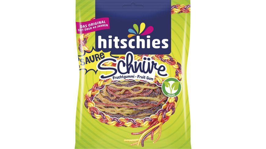 hitschler Bunte Schnüre Sauer