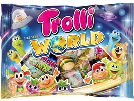 Trolli Gummi World