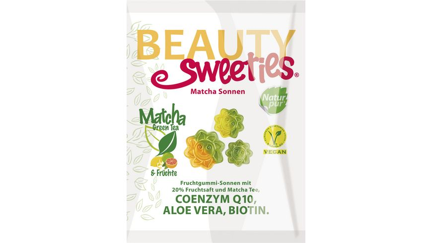 BeautySweeties Matcha-Sonnen