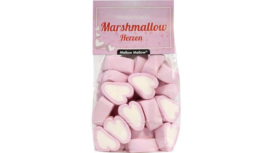 Mellow Mellow zarte Marshmallow Herzen