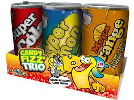 Kidsmania Candy Fizz Trio