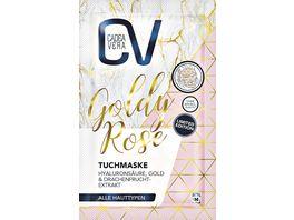 CV Goldy Rose Tuchmaske