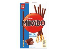 MIKADO KEKSE IN STICKSFORM MILCHSCHOKOLADE