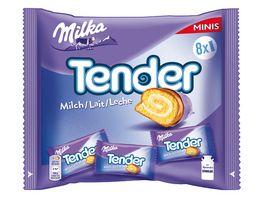 Milka Tender Milch Minis