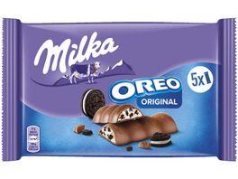 Milka Riegel Choco Oreo