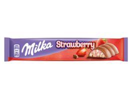 Milka Riegel Choco Erdbeer 1x