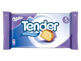 Milka Tender Milch 5er