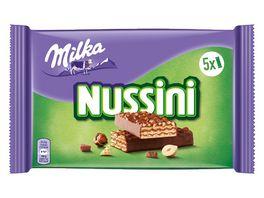 Milka Nussini Riegel