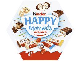 Ferrero kinder Happy Moments Mini Mix