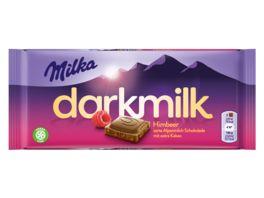 Milka Darkmilk Himbeer
