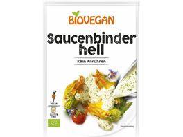 Biovegan Saucenbinder hell