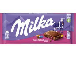 MILKA SCHOKOLADE CHOCOLATE