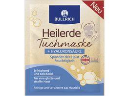 Bullrich Heilerde Tuchmaske Hyaluronsaeure