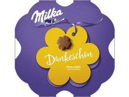 I love Milka kleines Dankeschoen