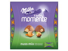 Milka Zarte Momente Nuss Mix