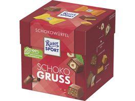 Ritter Sport Schokowuerfel Bunter Mix