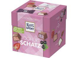 Ritter Sport Schokowuerfel Joghurt