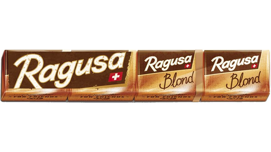 Ragusa For Friends Blond Riegel