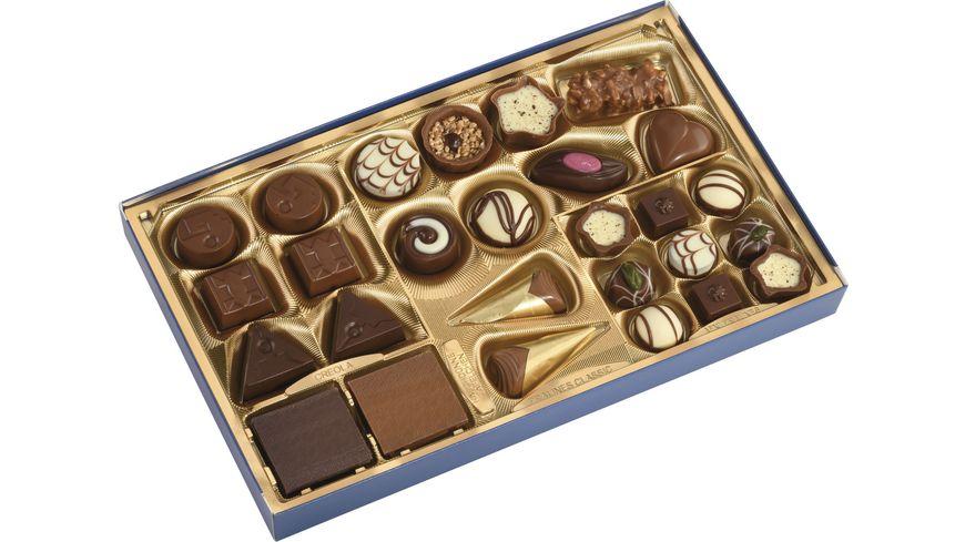 Lindt Pralines Alpenvollmilch und Edelbitter Schokoladen