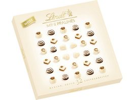 Lindt Mini Pralines Weiss