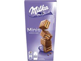 MILKA SOFT CAKE MINI KEKSE 117 GR
