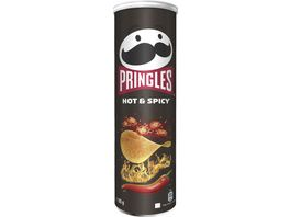 Pringles Hot Spicy Chips