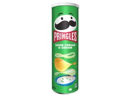 Pringles Sour Cream Onion Chips